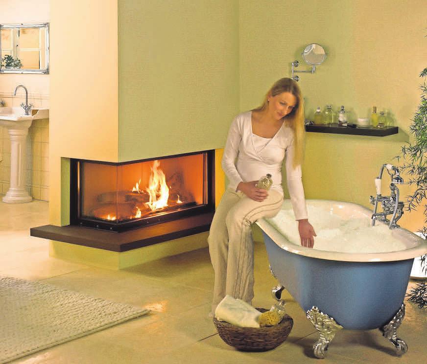 AKM: Kamine sorgen für eine angenehme Wärme und schonen die Umwelt.