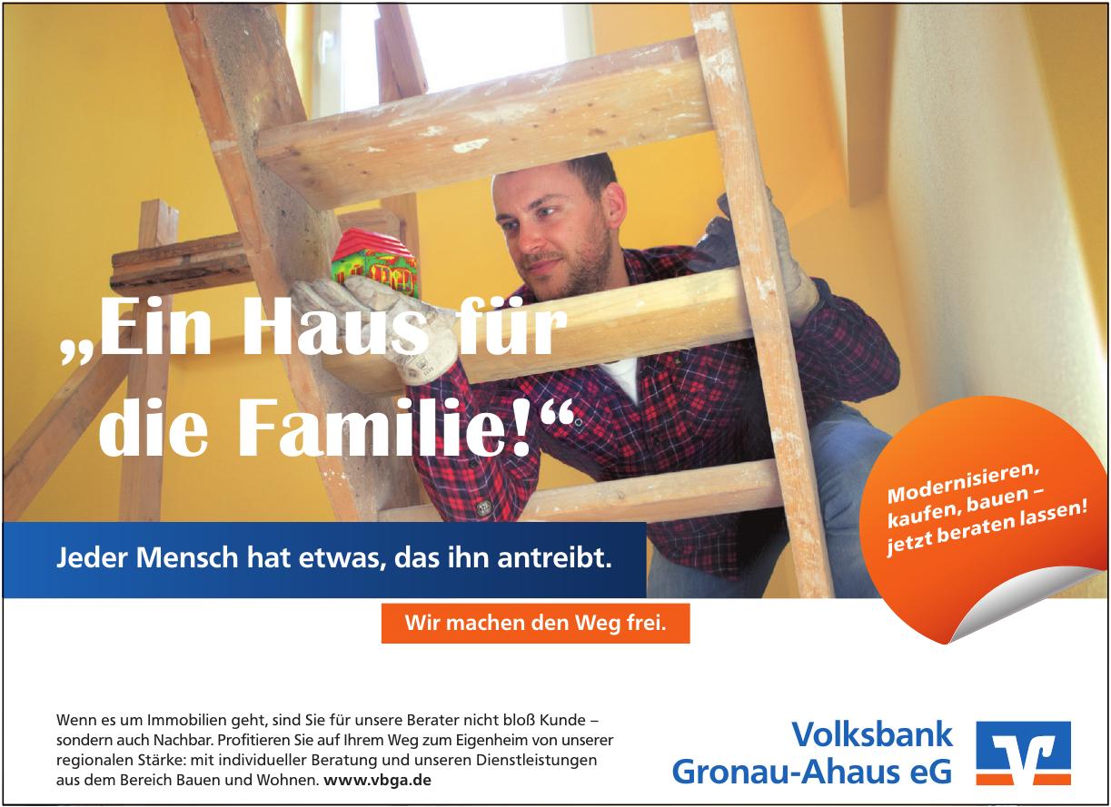 Volksbank Gronau-Ahaus eG