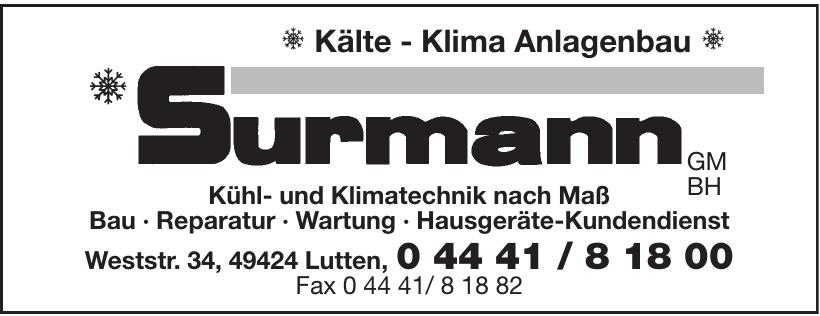 Surmann GmbH
