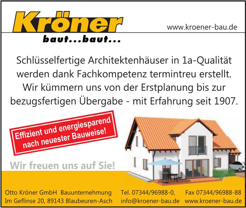 Otto Kröner GmbH Bauunternehmung