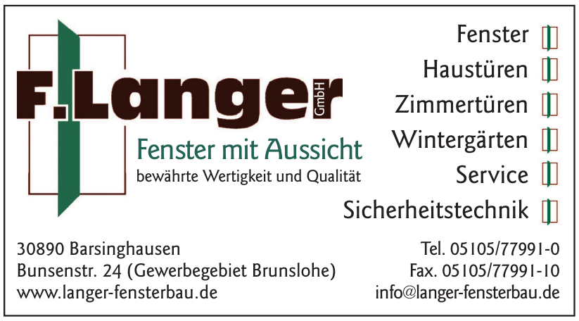 F. Langer GmbH