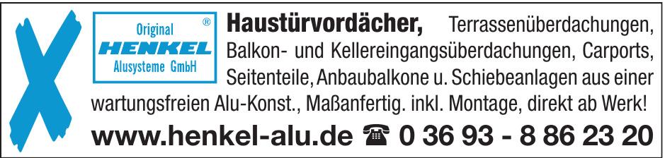 Henkel Alusysteme GmbH