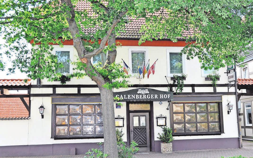 Nicht nur für Familienfeiern ist der Calenberger Hof bestens geeignet.