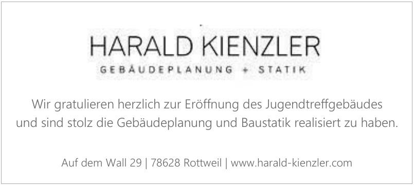Harald Kienzler