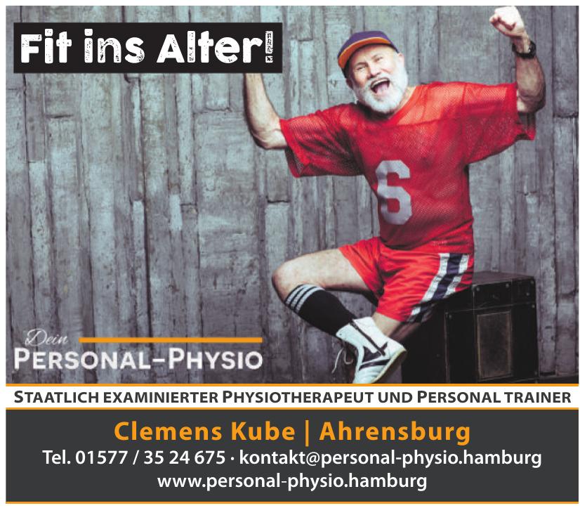 Personal-Physio Clemens Kube