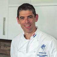 Carlo Sauber<br>Master Chef at LTB