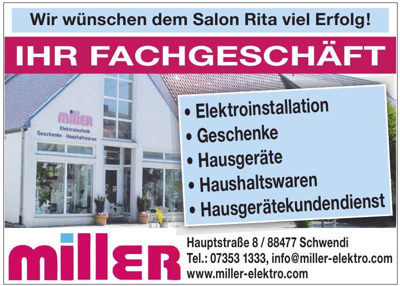 Elektro Miller