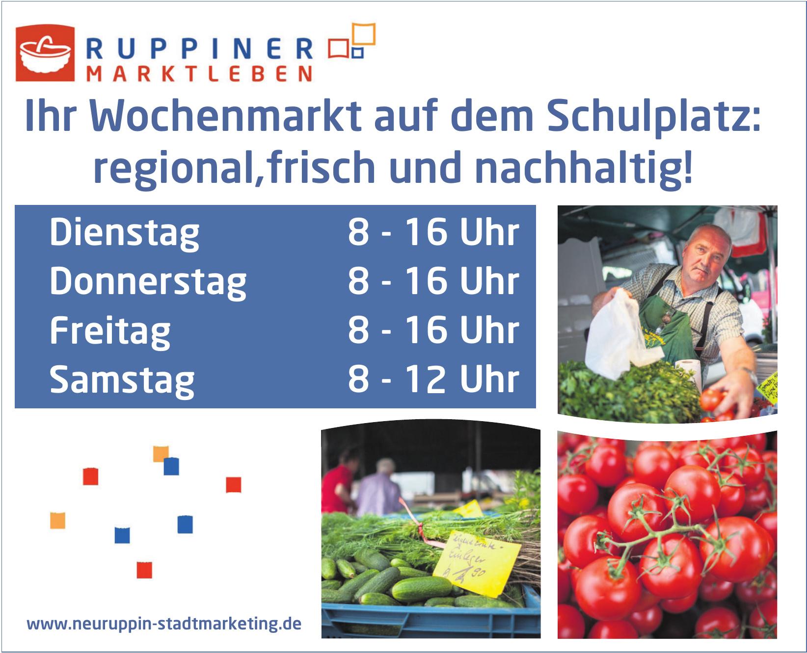 Neuruppin Stadtmarketing