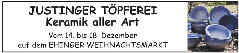 Justinger Töpferei