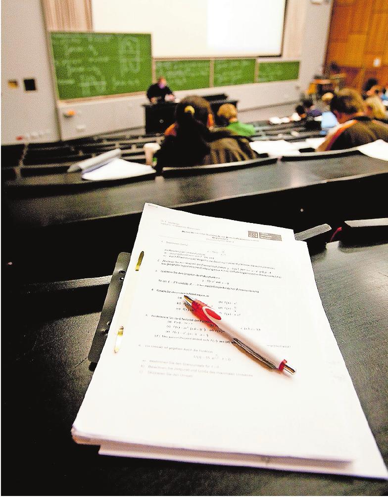 """""""Viele Studienabbrüche lassen sich verhindern"""""""