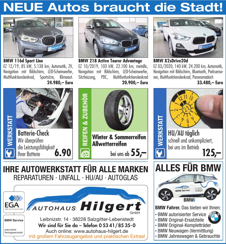 Autohaus Hilgert GmbH