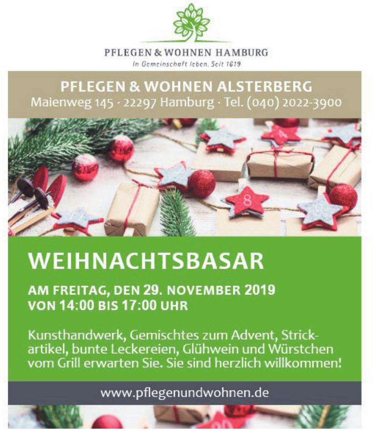 Pflegen & Wohnen Alsterberg