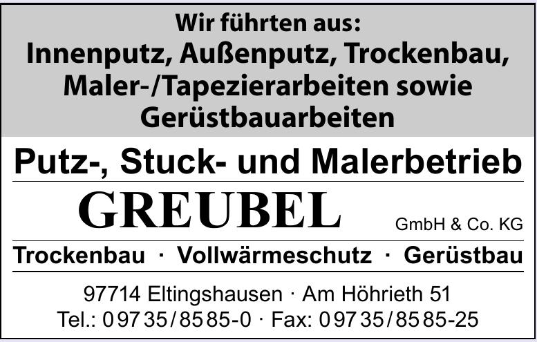 Greubel GmbH & Co. KG