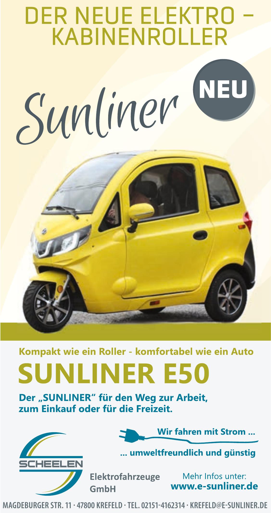 Scheelen Elektrofahrzeuge GmbH