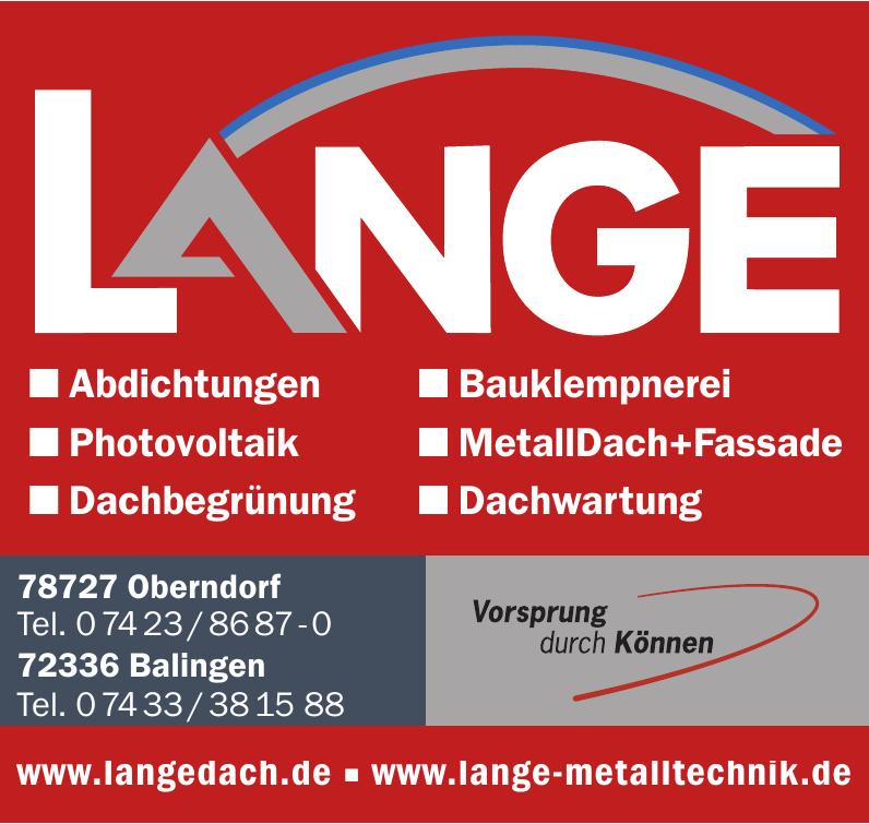 Karl-Heinz Lange GmbH & Co. KG