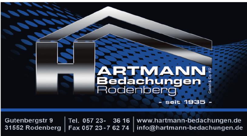 Hartmann Bedachungen GmbH & Co. KG