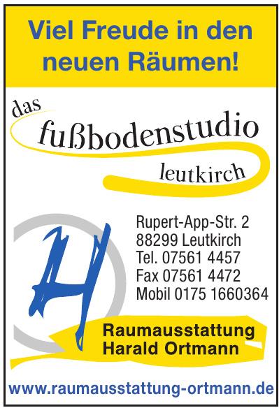 Raumausstattung Harald Ortmann