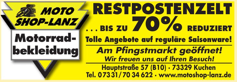 Moto Shop-Lanz
