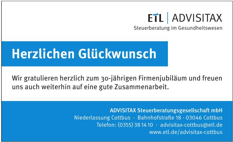 ADVISITAX Steuerberatungsgesellschaft mbH