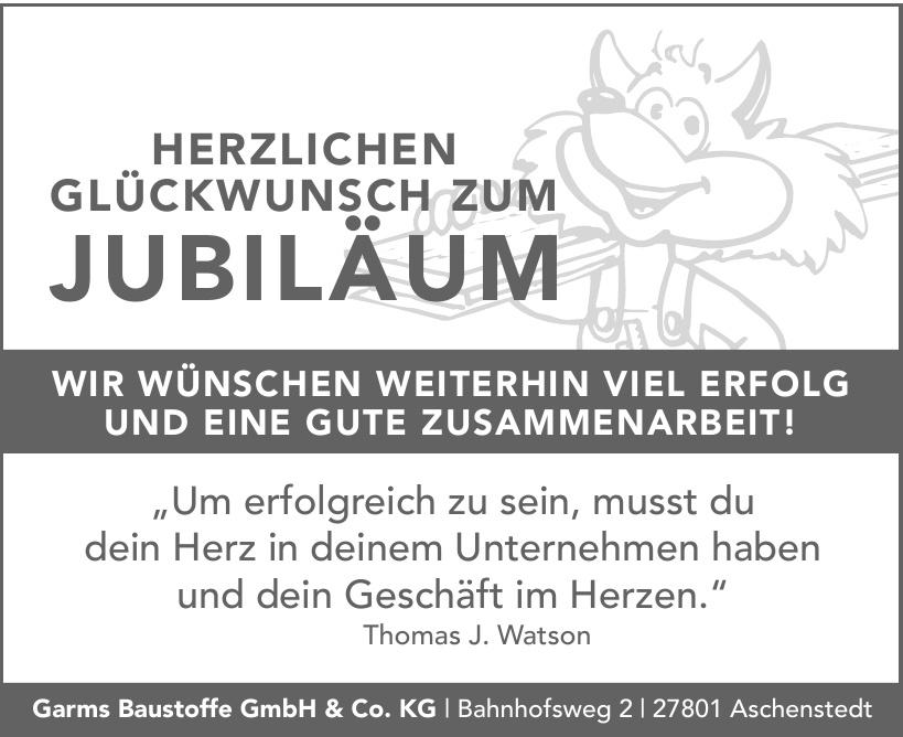 Garms Baustoffe GmbH & Co. KG