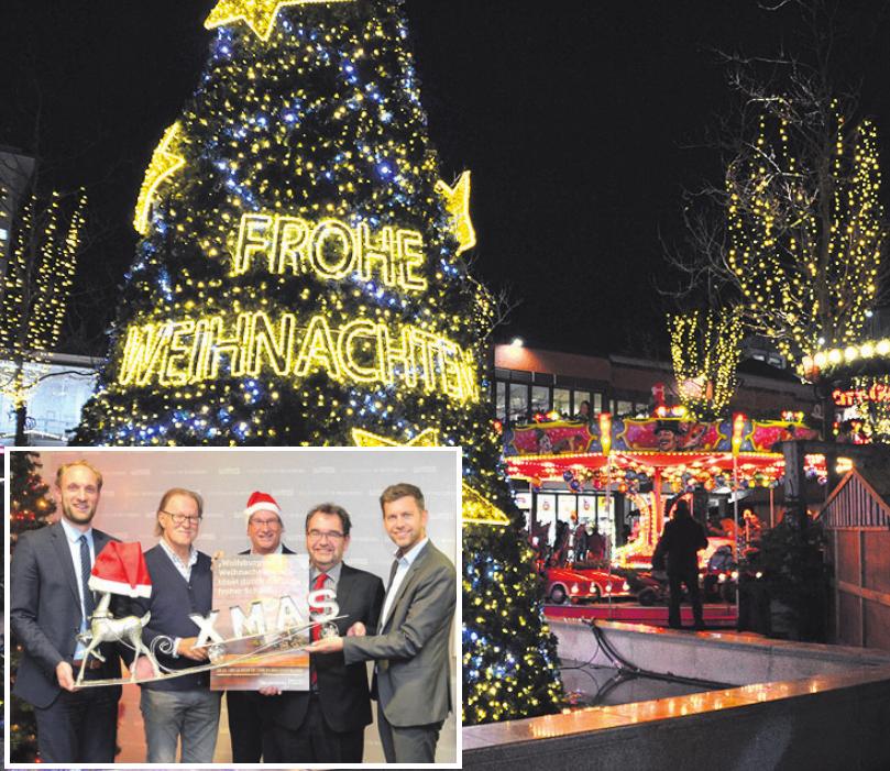 Weihnachtsmarkt Wolfsburg öffnungszeiten.Adventsstimmung Mit Attraktionen Für Die Familie Reisen