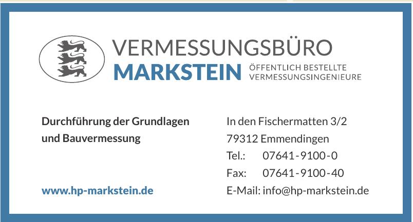 Vermessungsbüro Markstein