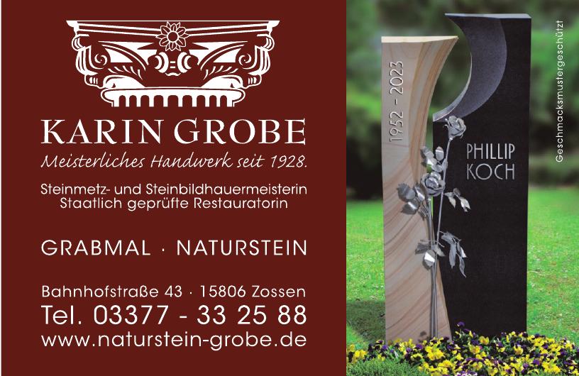 Grabmale und Naturstein Grobe