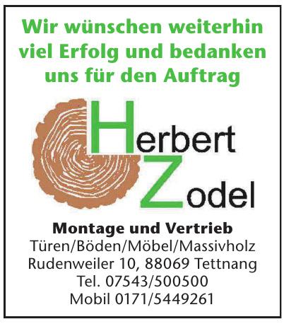 Herbert Zodel