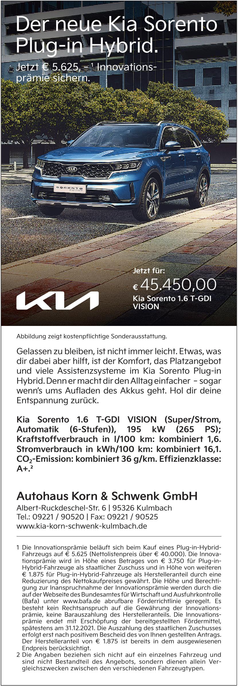 Autohaus Korn & Schwenk GmbH