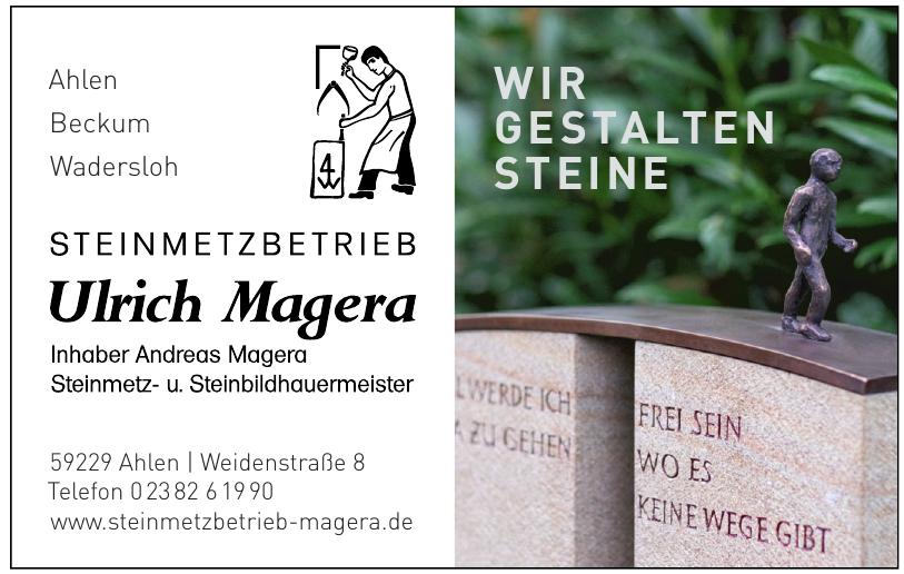 Steinmetzbetrieb Ulrich Magera