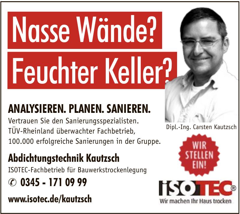 Isotech - Abdichtungstechnik Kautzsch