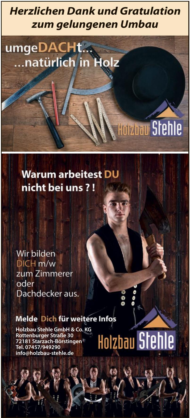 Holzbau Stehle GmbH & Co. KG