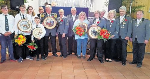 Die Schwarzenbeker Schützengilde feiert Schützenfest und 125jährigen Geburtstag – u.a. mit einem Platzkonzert auf dem Alten Markt. Foto: Privat