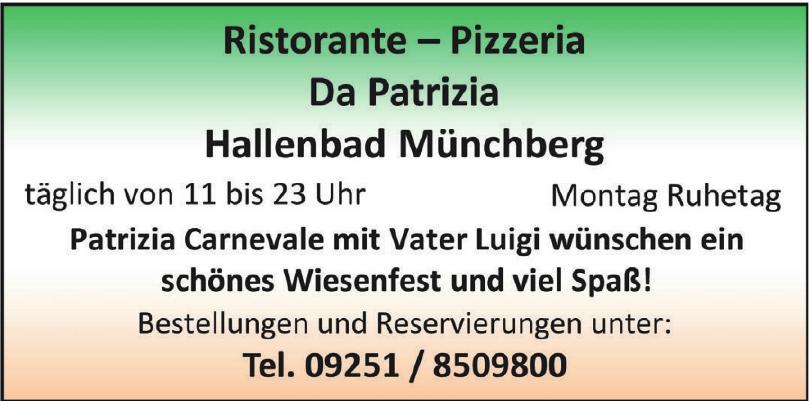 Ristorante - Pizzeria Da Patrizia