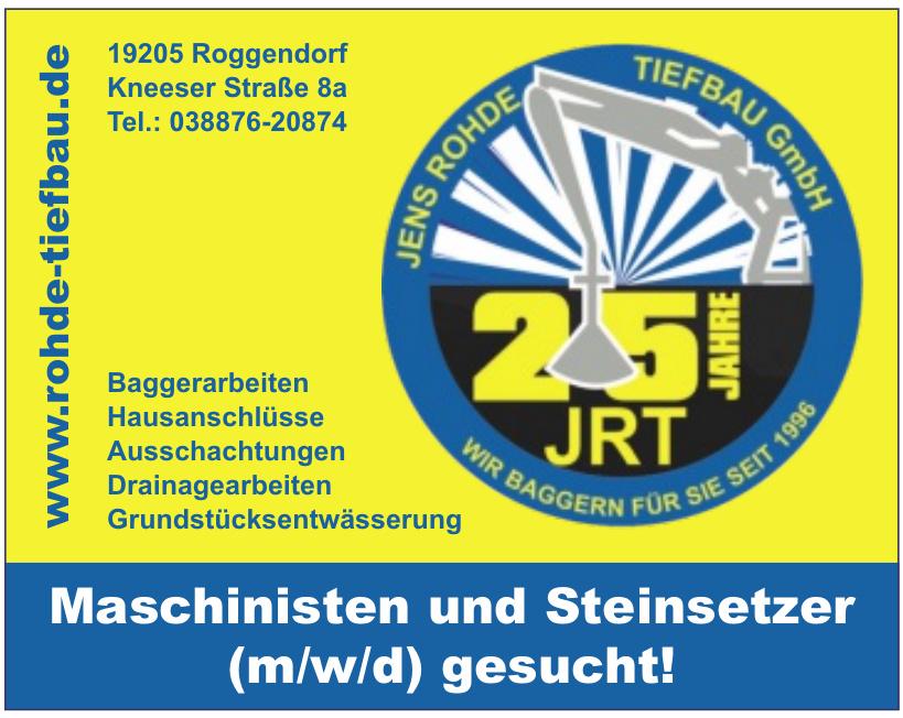JRT Jens Rohde Tiefbau GmbH