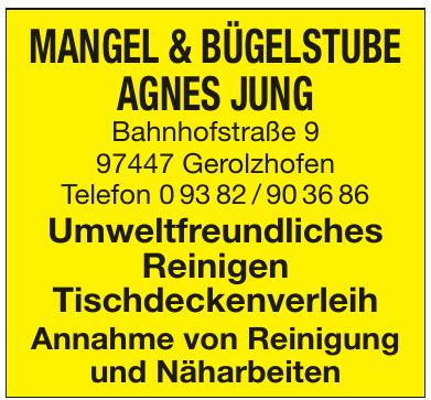 Mangel & Bügelstube Agnes Jung