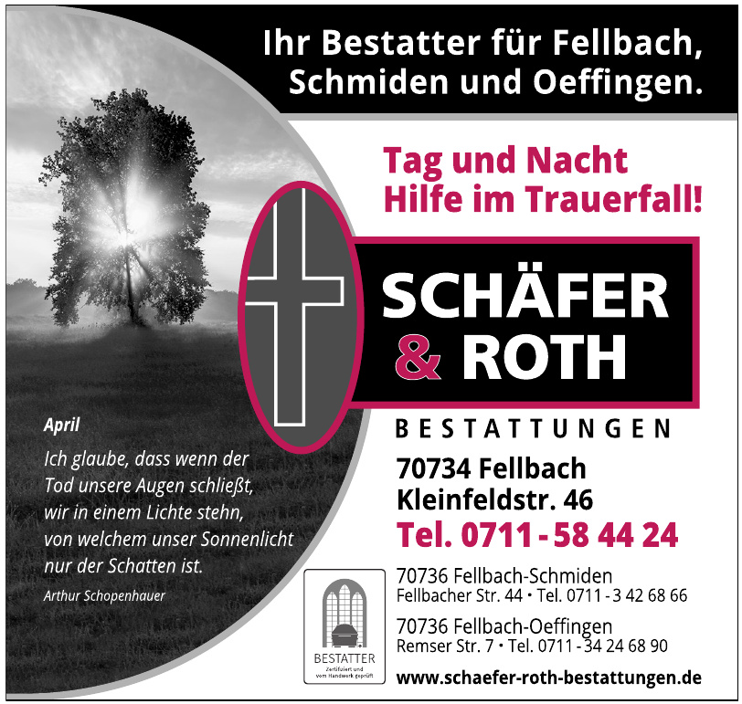 Schäfer & Roth Bestattungen