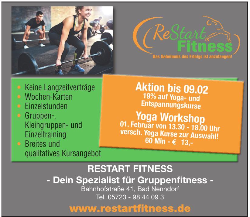 ReStart Fitness