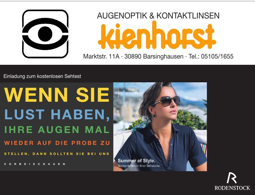 Augenoptik  & Kontaktlinsen Kienhorst