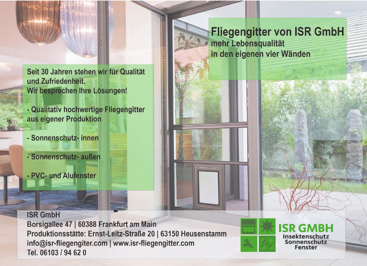 ISR GmbH