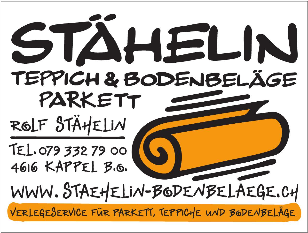 Stähelin Teppich & Bodenbeläge Parkett