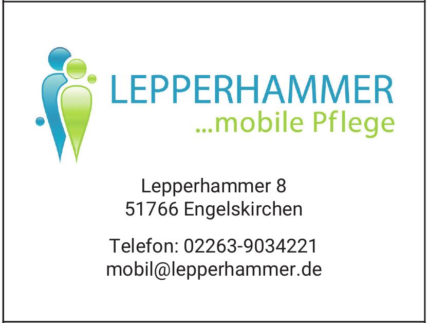 Lepperhammer mobile Pflege