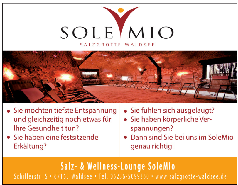 Salz- & Wellness-Lounge-SoleMio