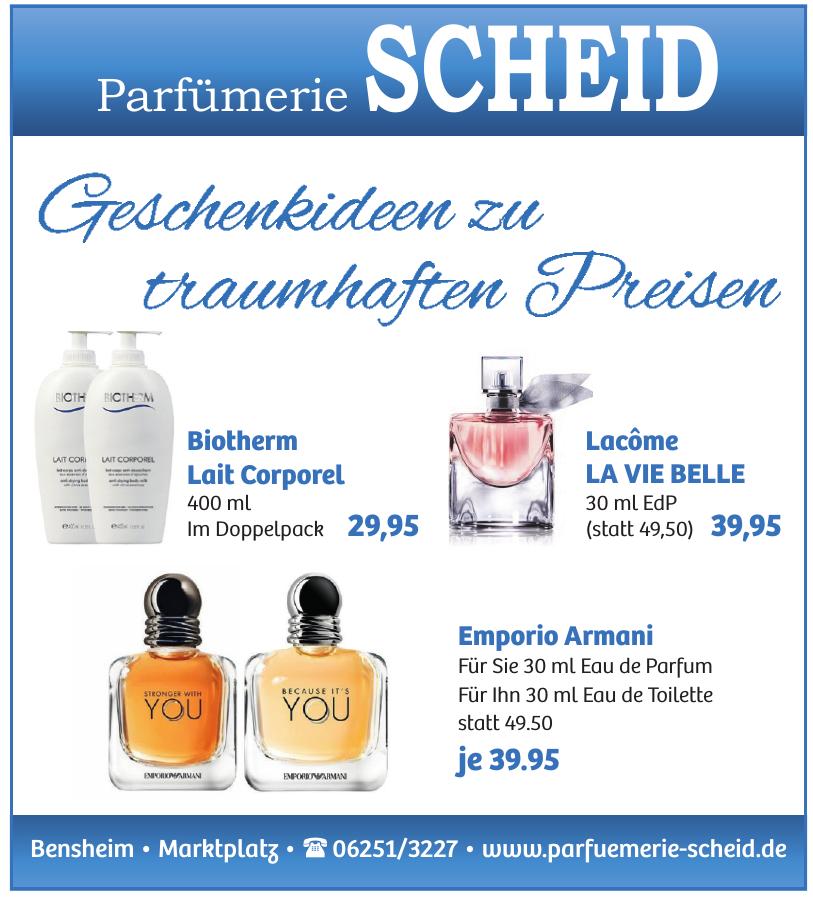 Parfümerie Scheid