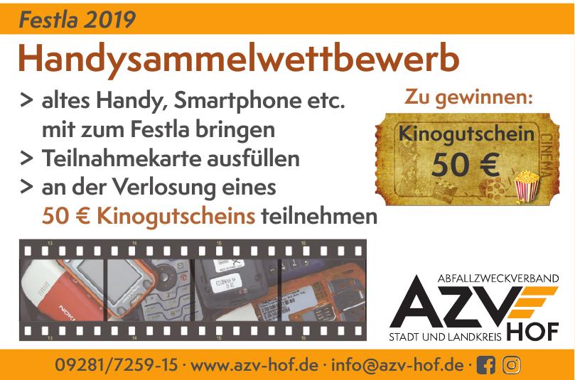 AZV Hof