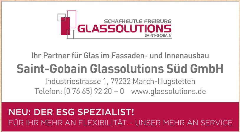 Saint-Gobain Glassolutions Süd GmbH