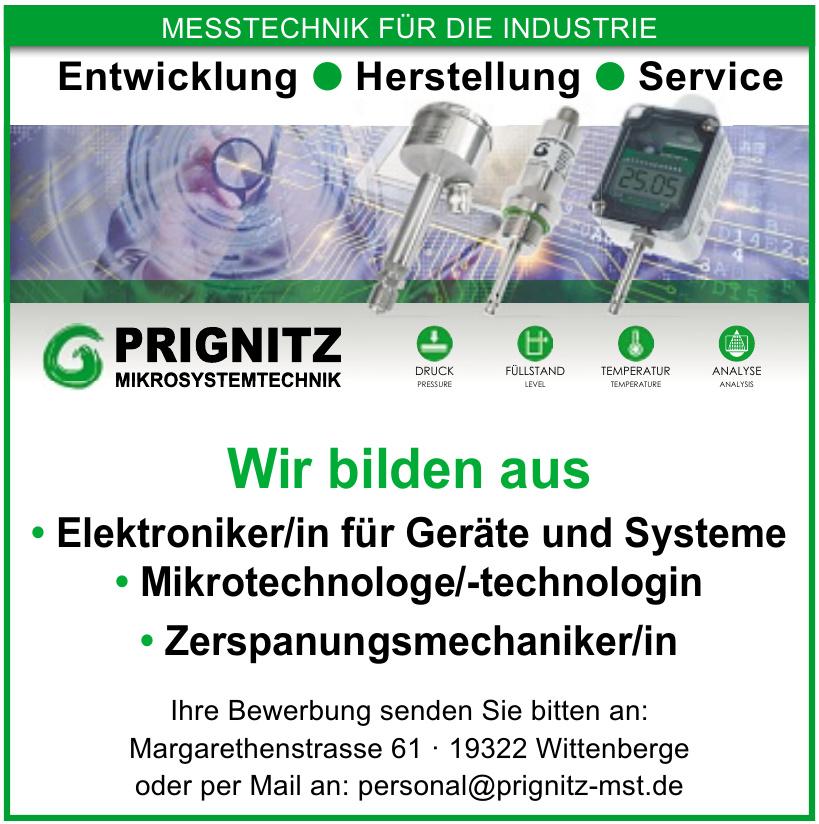 Prignitz Mikrosystemtechnik