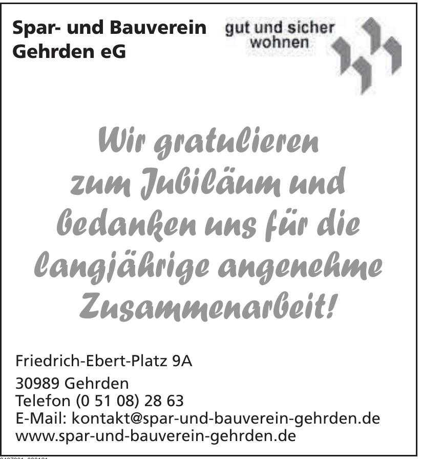 Spar- und Bauverein Gehrden eG