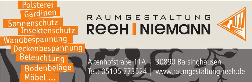 Raumgestaltung Reeh - Niemann