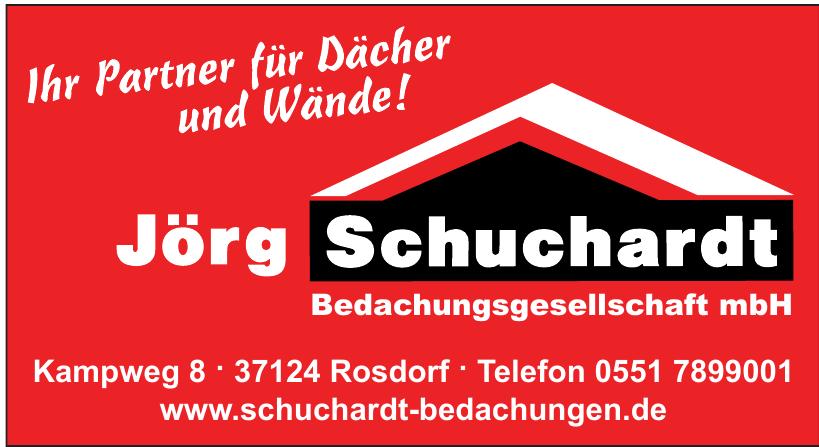 Jörg Schuchardt Bedachungsgesellschaft mbH